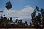 Núvol al Titicaca (Perú)
