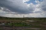 Núvol al Masai Mara (Kènia)