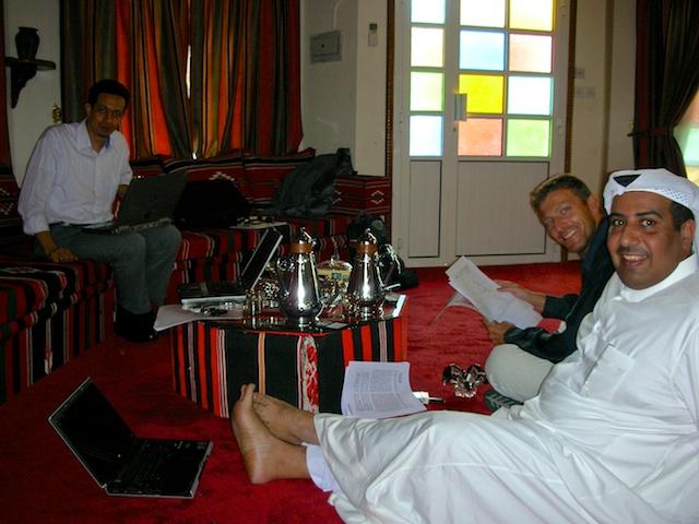 Antoni Barniol UAE Qatar